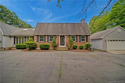 New Haven County Single Family Home For Sale: 16 Diana Drive