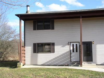 Colchester Condo/Townhouse For Sale: 346 Lebanon Avenue #1