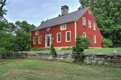 Oxford Single Family Home For Sale: 89 Governors Hill Road