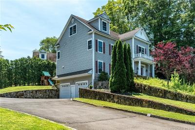 Stamford Single Family Home For Sale: 53 Wire Mill Road