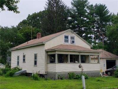 Windham County Single Family Home For Sale: 7 Athol Street