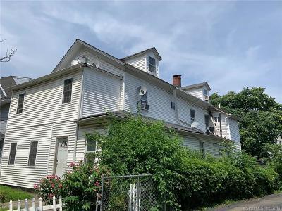 Norwalk Multi Family Home For Sale: 68 Woodward Avenue