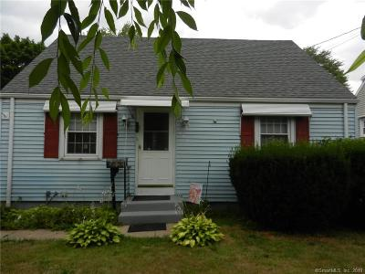 Newington Single Family Home For Sale: 192 Camp Avenue