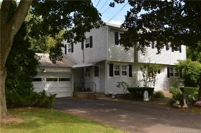 South Windsor Single Family Home For Sale: 10 Barber Hill Road