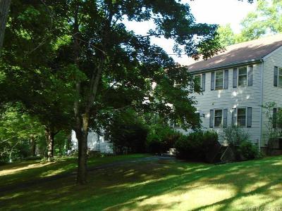 Willington Condo/Townhouse For Sale: 63 Schofield Road #56