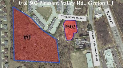 Groton Residential Lots & Land For Sale: 0+502 Pleasant Valley Road South