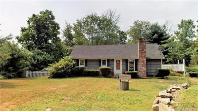 Canton Single Family Home For Sale: 92 Wright Road
