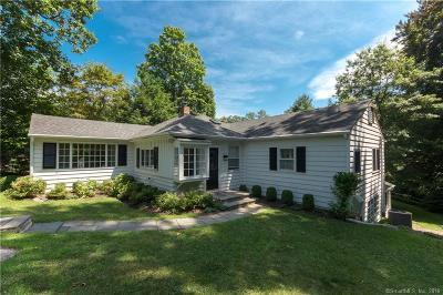Darien Single Family Home For Sale: 115 Old Kings Highway South