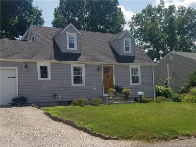 Norwalk Single Family Home For Sale: 6 Roxbury Road