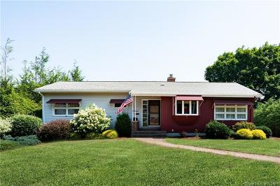 Waterbury Single Family Home For Sale: 900 Bunker Hill Avenue