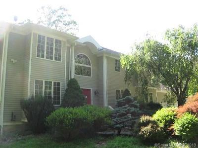 Shelton Single Family Home For Sale: 60 Rock Ridge Road