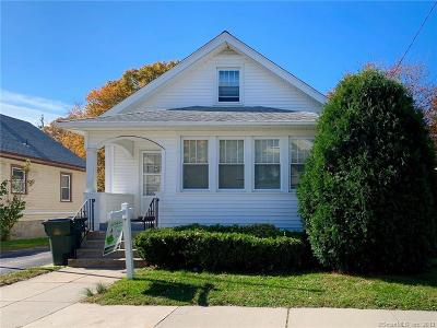 New London Single Family Home For Sale: 292 Colman Street