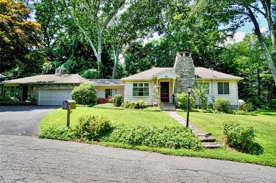New Milford Single Family Home For Sale: 1 Chimney Point Road