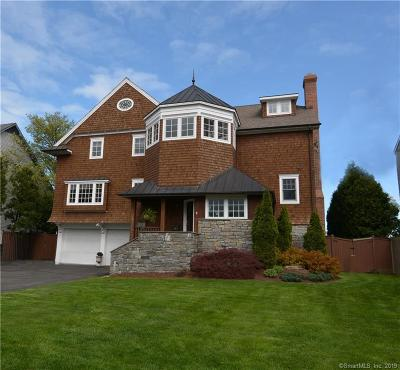Fairfield CT Single Family Home For Sale: $2,290,000