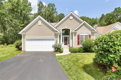 Oxford Single Family Home For Sale: 80 Links Way #80