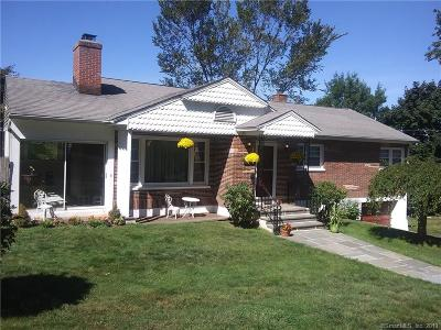 Waterbury Single Family Home For Sale: 199 Fiske Street