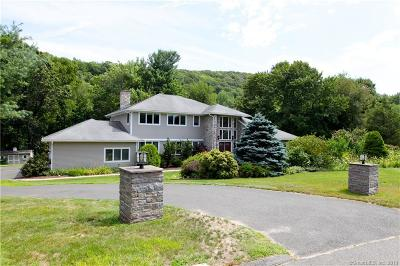 Simsbury Single Family Home For Sale: 34 Hunting Ridge Drive