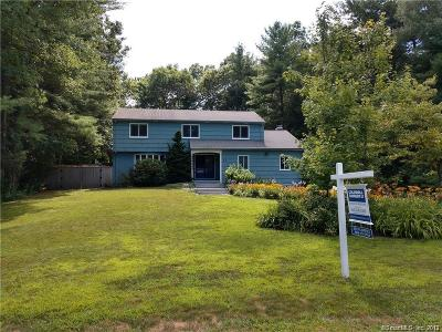 Simsbury Single Family Home For Sale: 11 Berkshire Way