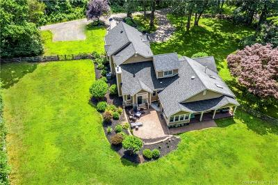 New Haven County Single Family Home For Sale: 150 South Brooksvale Road