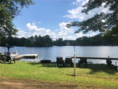Thompson Single Family Home For Sale: Quaddick Mountain Road #Lot 17 E