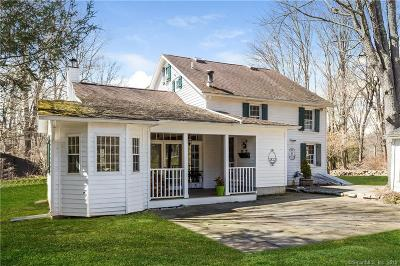 Norwalk Single Family Home For Sale: 176 Perry Avenue