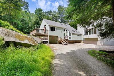 Wilton Single Family Home For Sale: 6 Antler Lane