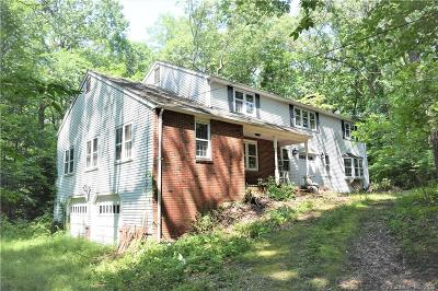 New Haven County Single Family Home For Sale: 69 Sylvan Road