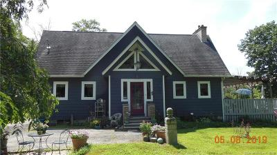 Worcester County, Providence County, Windham County Single Family Home For Sale: 32 Hansen Road