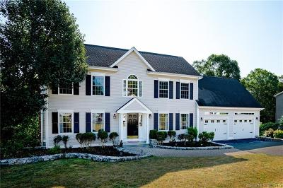 Southington Single Family Home For Sale: 84 Beverly Drive