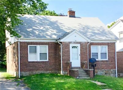 Waterford Single Family Home For Sale: 43 Boston Post Road