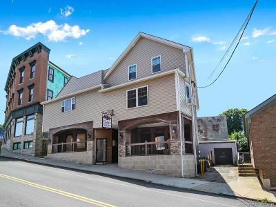 RI-Kent County, RI-Providence County, CT-Windham County, Windham County, Worcester County Commercial For Sale: 6 Pomfret Street