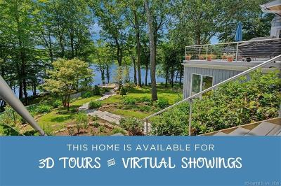 Trumbull Single Family Home For Sale: 80 Driftwood Lane