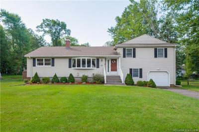 Wethersfield Single Family Home For Sale: 105 Dale Road