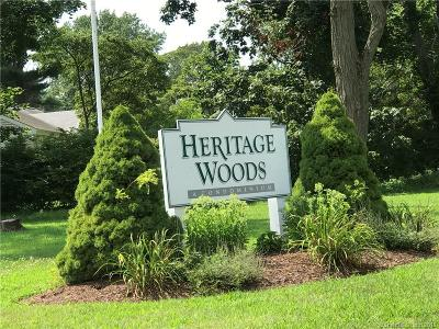 Wallingford Condo/Townhouse For Sale: 21 Heritage Woods #21