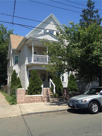 New Haven Multi Family Home For Sale: 47 Dickerman Street