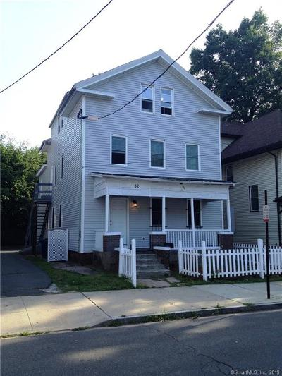 New Haven Multi Family Home For Sale: 82 Dickerman Street