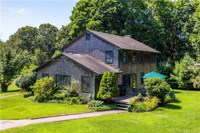 Stonington Single Family Home For Sale: 298 Elm Street