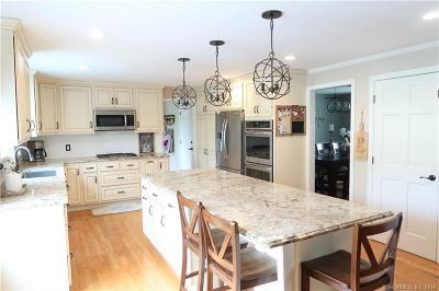 Wethersfield Single Family Home For Sale: 6 Silo Drive