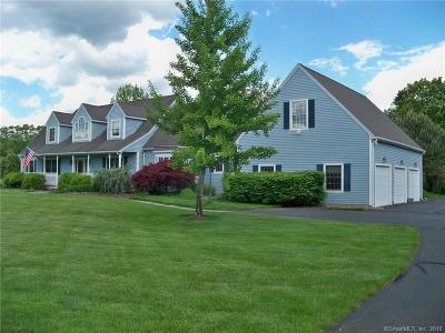 Wallingford CT Single Family Home For Sale: $498,900