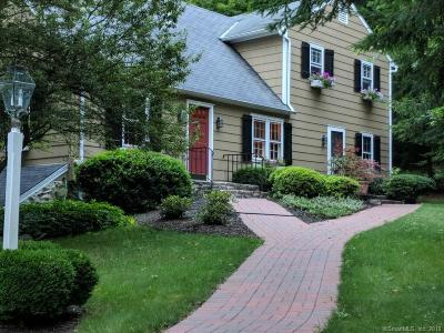Wilton Single Family Home For Sale: 28 Grumman Hill Road