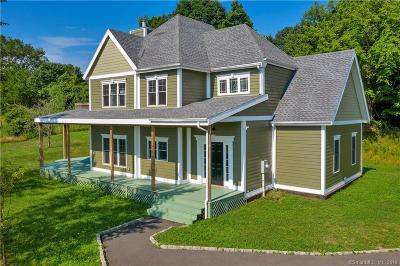 Hamden Single Family Home For Sale: 100 Building Brook Road