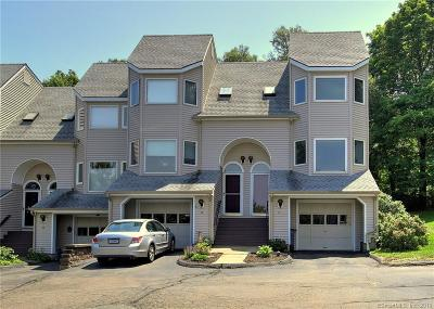 Branford Condo/Townhouse For Sale: 11 Lakeview Drive #11