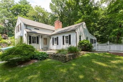 Norwalk Single Family Home For Sale: 104 East Rocks Road