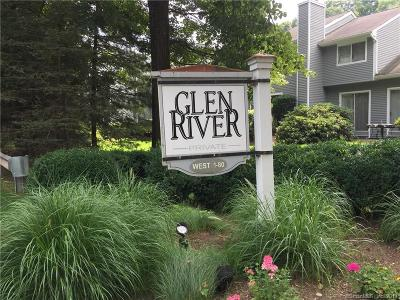 Wilton Condo/Townhouse For Sale: 32 Glen Ridge #32