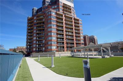Stamford Condo/Townhouse For Sale: 25 Forest Street #11C