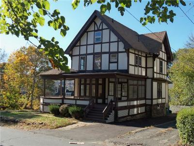 Waterbury Single Family Home For Sale: 287 Lincoln Street