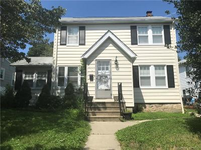 Stamford Single Family Home For Sale: 756 Hope Street