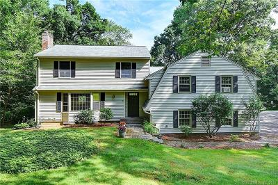 Glastonbury Single Family Home For Sale: 137 Tall Timbers Road
