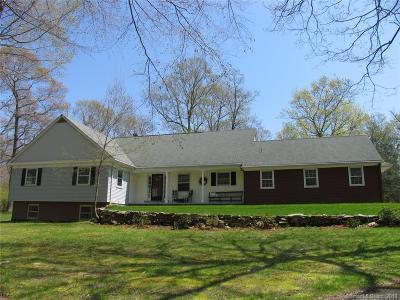 Guilford Single Family Home For Sale: 190 Peddlers Road