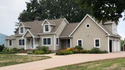 South Windsor Single Family Home For Sale: 1511 Main Street